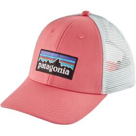 Patagonia P-6 Logo LoPro Headwear pink/white